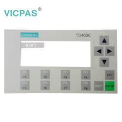 6AV6671-0AP00-0AX0 TD400C Membrane Keypad Switch