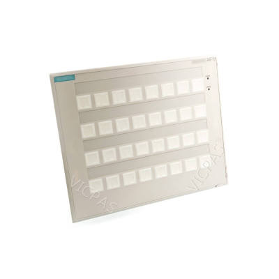 6AV3688-4CX02-0AA0 PUSH BUTTON PANEL PP17 Membrane Keyboard Switch