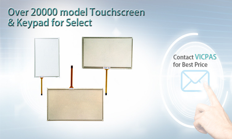 ELO E000703 SCN-A5-FZT15.0-CC1-0H1-R Touchscreen Glass