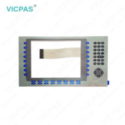 2711P-RDK10C 2711P-RDB10C 2711P-RDB10CM Membrane Keypad Switch