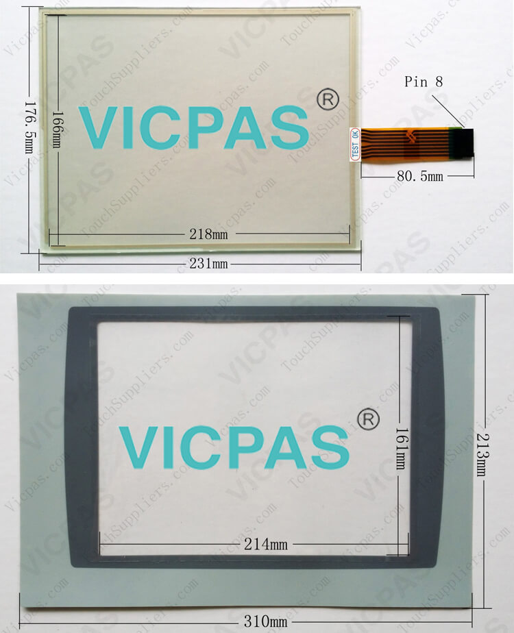 2711P-RDT10C 2711P-RDT10CM 2711P-RDB10C 2711P-RDB10CM Touch Screen Glass Repair