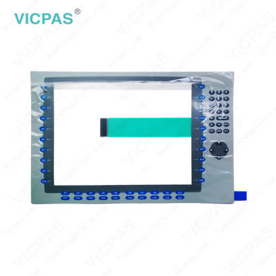 2711P-RDK15C 2711P-RDB15C Membrane Keypad Switch