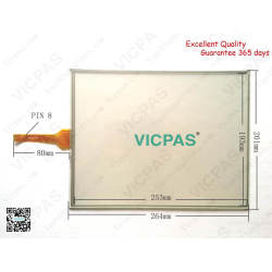 TT10060A40 S6121S18P6L3AS1164400145 Touch Screen Glass