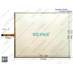 6AV7466-2TA17-0AA0 HMI SCD1900 Touch Screen Glass
