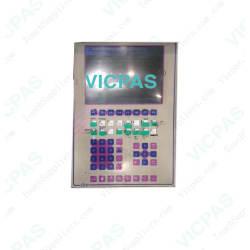 LISEC VFL 1D Membrane Keyboard Keypad Operator Panel Keypad