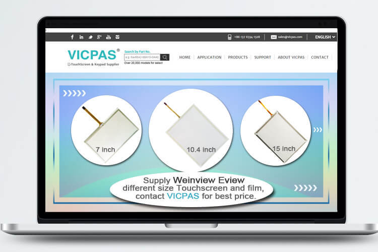 MT8104X MT8104XH MT8121X MT8150X MT8102iP1 Touchscreen Panel