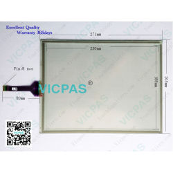 DEC-UF5510FK2 Touchscreen MicroTouch 3M 10042 Touch Panel