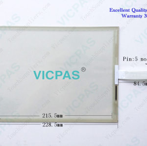 TPI#1122-001 002 Starpanel 401-0000-01 Touch Screen Panel Repair