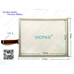 MicroTouch PN95648 E188103 040804F0105 Touch Screen Glass Repair