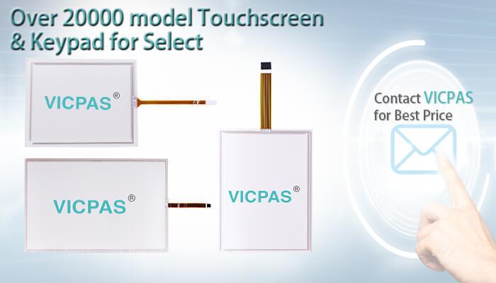 3A99180-17'' Ultra 17.1U1104-0008 Touch Screen Panel Repair