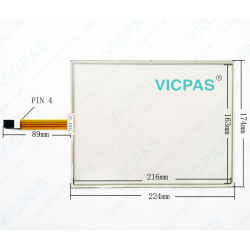 PN-267986 Ver 06 GM863354 Touch Screen Panel Replacement