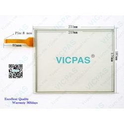 T09.00663.03 KIS-RES 10.4 FFG 4 WB 01 Touch Screen Panel
