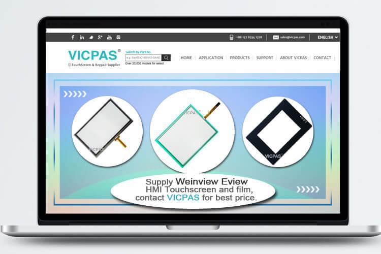 FCV190 FEF190 FPNHL190 FPOEM 190 PILOT 19 Touch Screen Panel