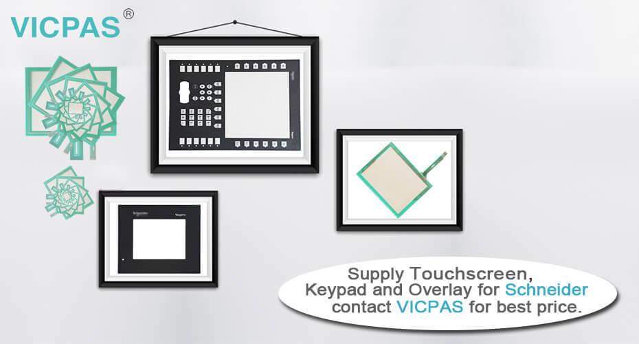 XBTP011010 XBTP012010 Touch Screen XBTP021010 Membrane Keypad repair