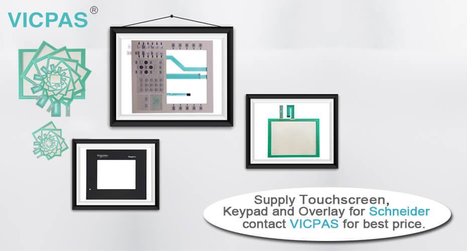 MPCST21NDJ20T MPCST21NAJ20T Touchscreen HMIPUH6D0701 Touch PanelRepair