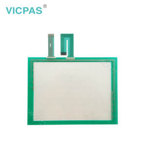 Touch screen for XBTF034310 touch panel membrane touch sensor glass replacement repair