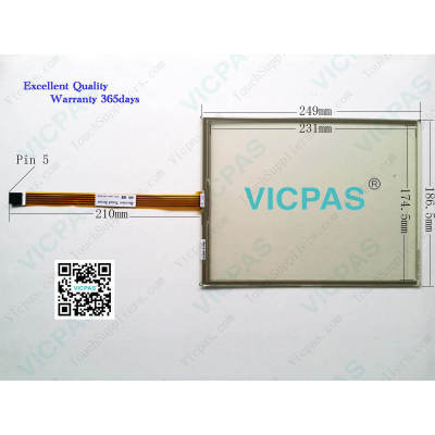 PN-267986 GM866918 Touch Screen Glass Repair