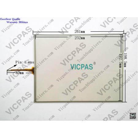TP-4521S4 TP-4521S4F1 TP-4521S5 TP-4521S5F1 Touch Screen Glass
