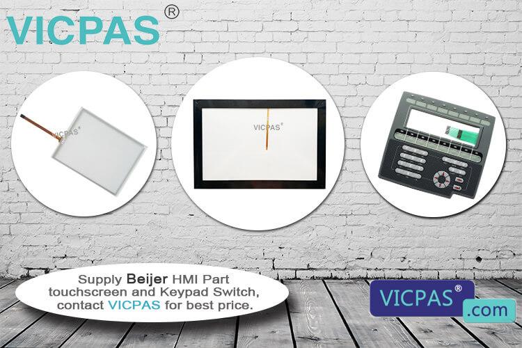 for Beijer iX T15B iX T12C-C20 iX T12C-C21 iX T15C-C22 Touch Screen Panel Repair