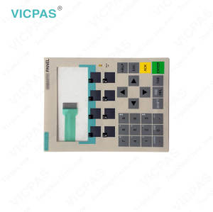 6AV6641-0BA11-0AX0 Membrane keyboard keypad