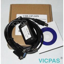 For Simatic Siemens OP7 Programming Cable USB-OP-DP9 H415 YD