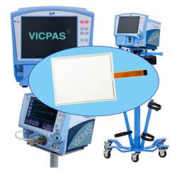 VELA Ventilator Touch Screen Panel Glass Repair