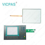MP277 Touch screen Glass Touchscreen