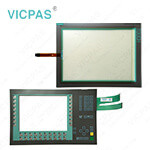 MP377 Touch screen panel Monitor