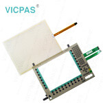 Simaitc PC 870 877 touch panel Touch Glass screen