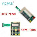 OP3 OP5 Membrane Keypad keyboard