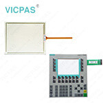 siemens OP170B/OP177B Membrane Switch touch push botton