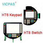 siemens OP277 Membrane Touch keypad switch