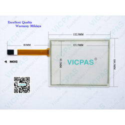 80F4-4110-52042 TR4-052F-04N Resistive Touch Screen Panel