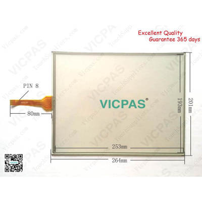 HzD5.3-0915A HzD5.7-1216A HzD7.0-1221A Touch Screen Panel