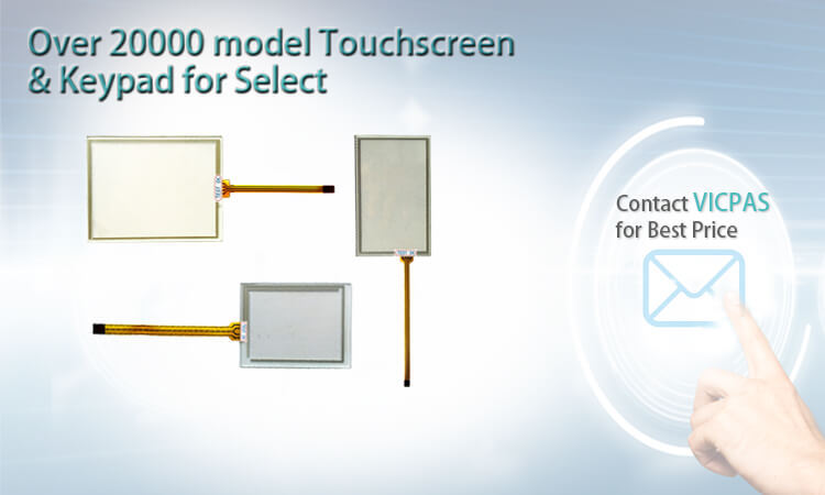 6AG7104-0AB10-2AB0 Touch screen panel glass