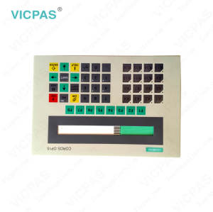 Membrane keyboard for 6FC5 303-0AA00-2AA0 membrane keypad switch