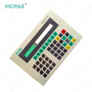6FC5203-0AF50-6AA0 Membrane keyboard keypad