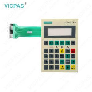 Membrane keyboard for 6FC5203-0AB00-0AA0 OP030 membrane keypad switch