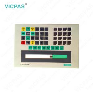 Membrane keyboard for 6ES5393-OUA12 OP393 IImembrane keypad switch