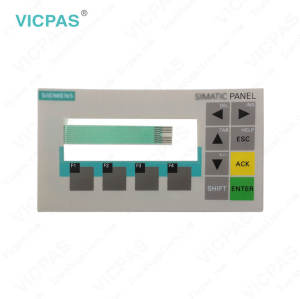 Membrane keyboard keypad for 6AV3530-1RR10