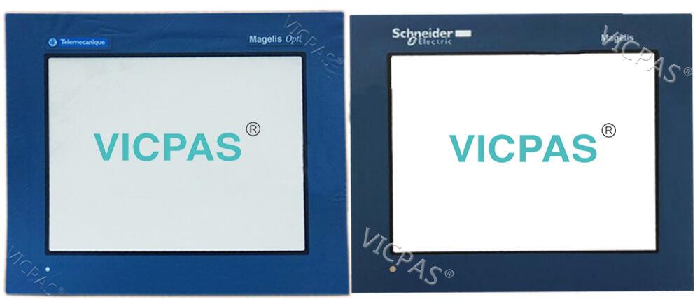 Magelis XBTGT2330 HMI protective film front overlay