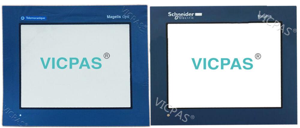 Magelis XBTGT2220 HMI protective film front overlay