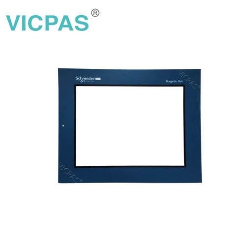 Touch screen for XBTGT4340 touch panel membrane touch sensor glass replacement repair