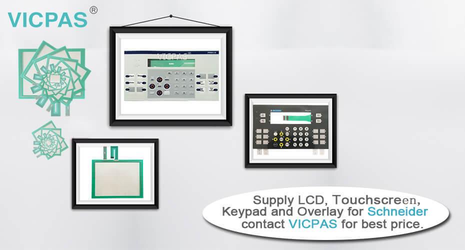 telemecanique Magelis XBTPM027110 XBTPM027010 Touch Screen Panel