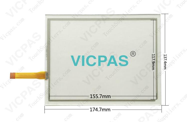 Schneider Magelis HMIGTO4310 HMI-GTO4310 Touch Screen Panel