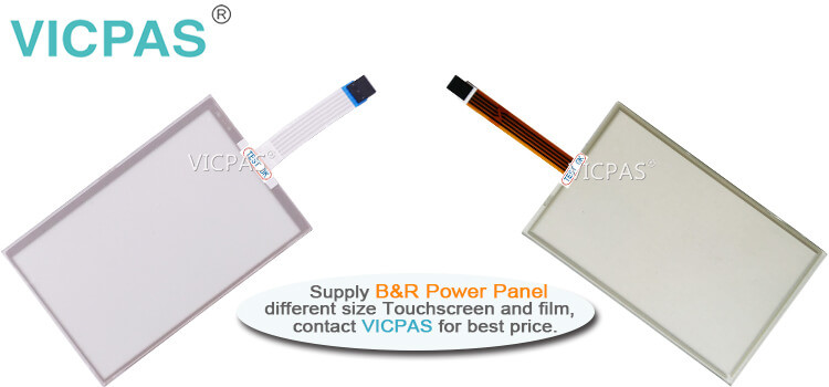 B&R Power Panel C70 4PPC70.070M-22B 4PPC70.070M-22W Touch Screen Panel Protective Film repair replacement
