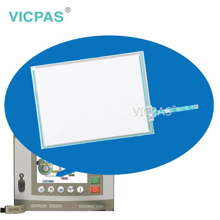 SEDOMAT 1800 2500 2600 5500+ Touch Screen Panel Glass Repair