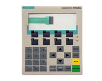 Siemens OP77b Keyboard