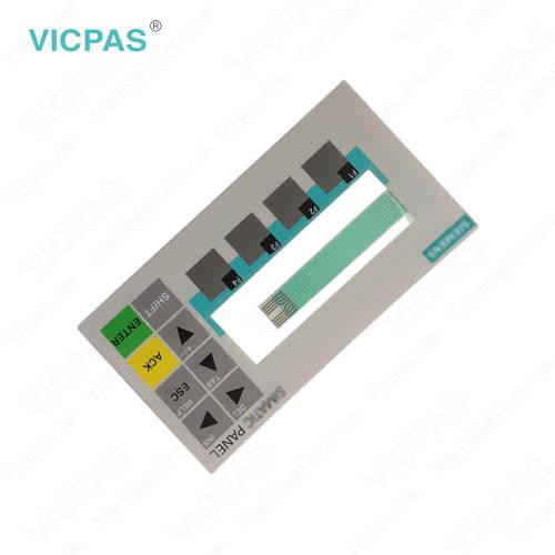 6AV6641-0AA11-0AX0 Tastaturbelegung für die Tastatur von Mebrane