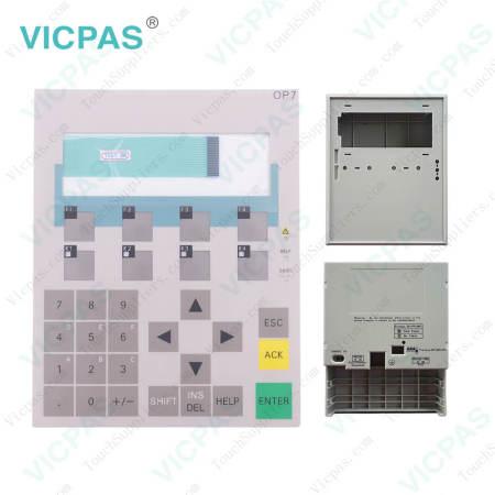 6AV3607-1JC20-0AX1 Simatic OP7 DP Keypad Plastic Case